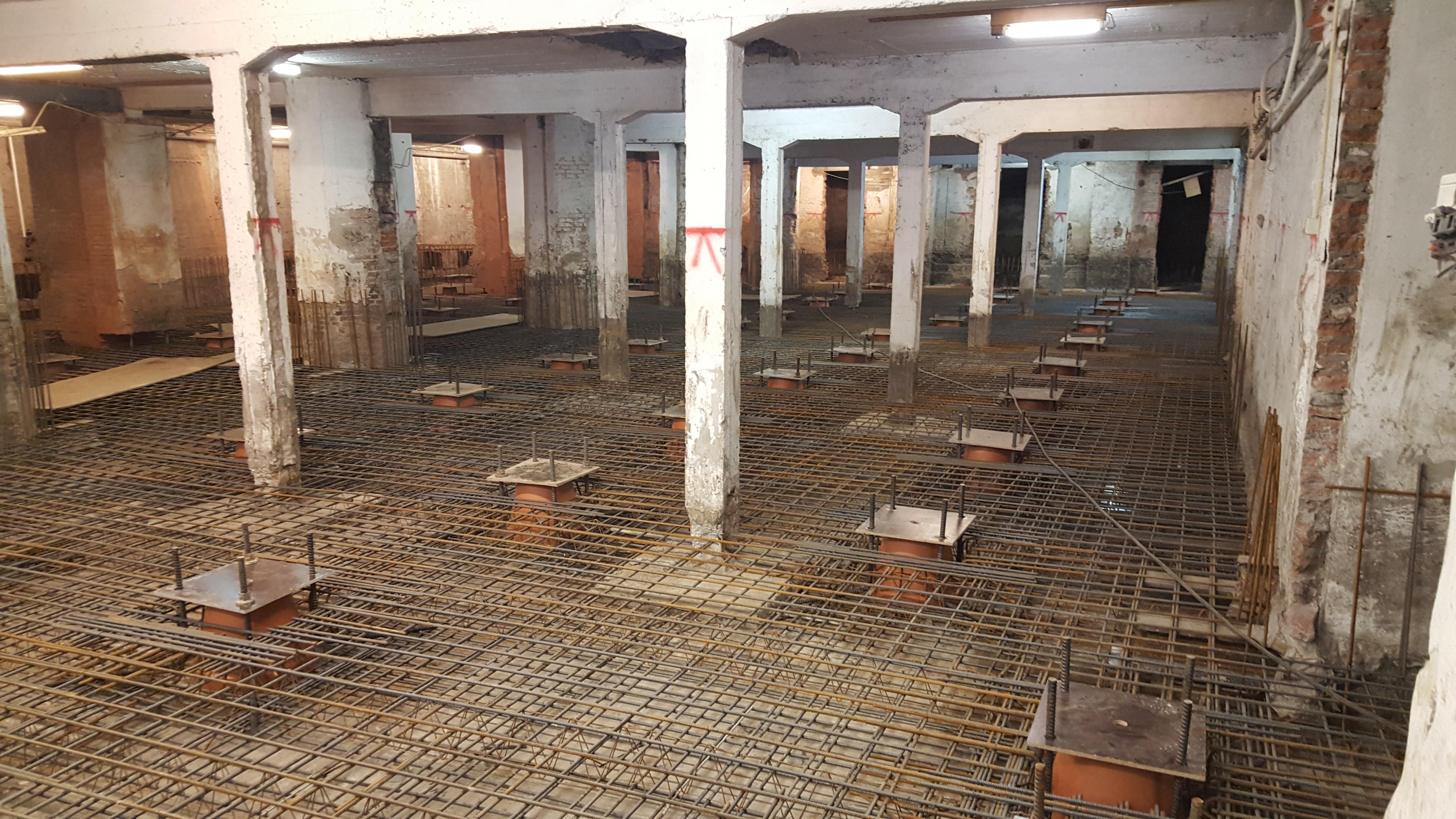 149 drukpalen voorkomen schade monumentale kerk