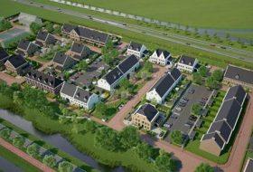 Duurzame wijk Hoofddorp