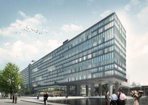 Hoofdgebouw van de TU Eindhoven