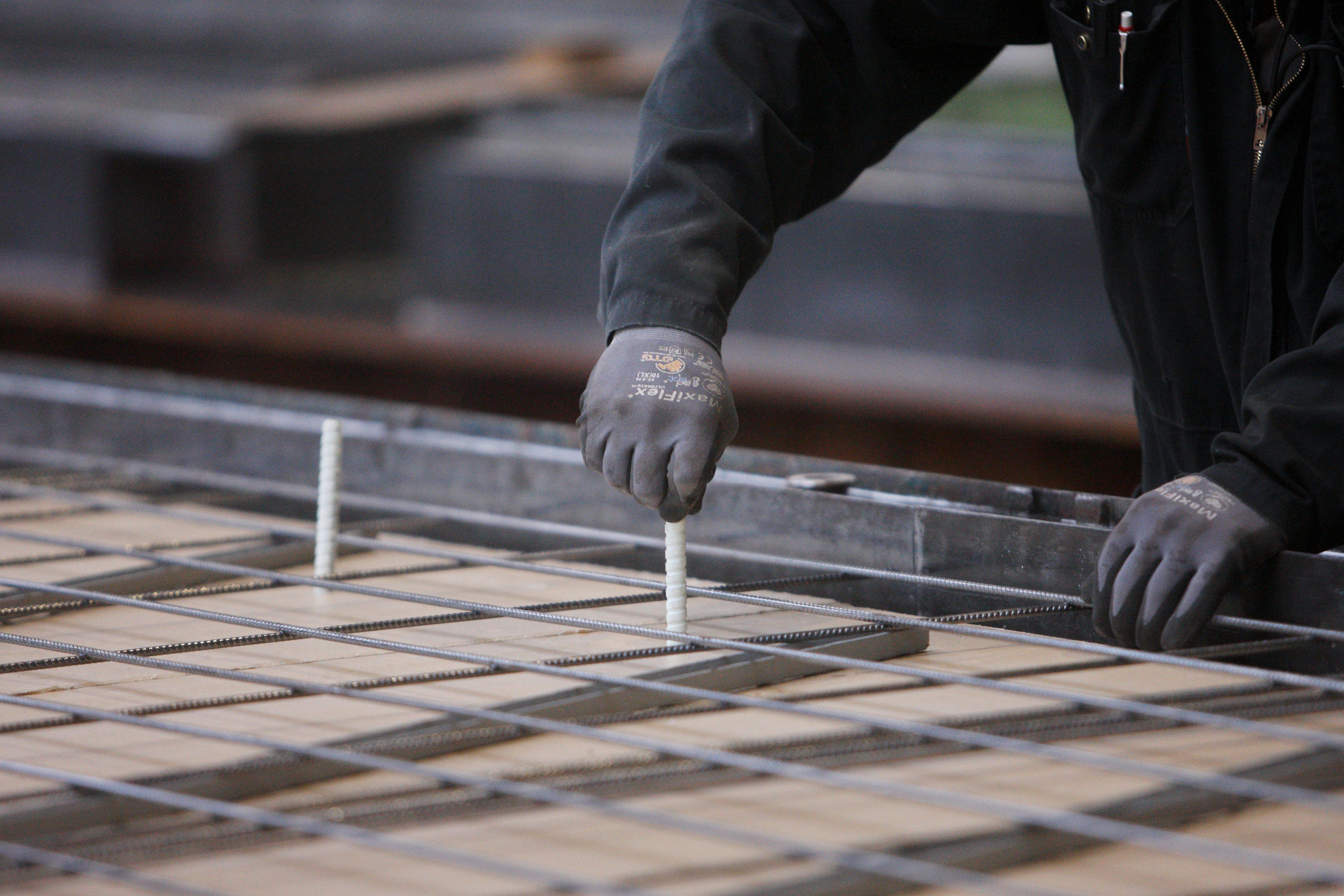 Nieuwe verankeringen voorkomen thermische brug