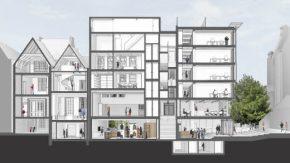Verbouw Anne Frank Huis