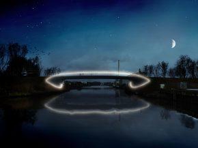 Nieuwe brug over Twentekanaal