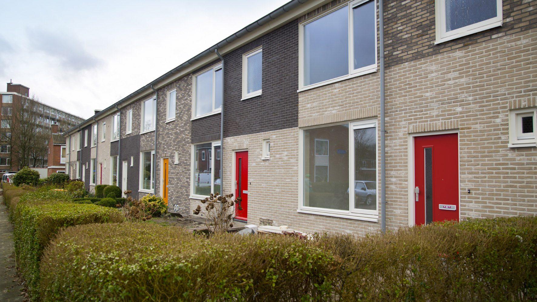 Renovatie Badkamer Assen : Renoveren met e board geeft compleet nieuwe gevel » bouwwereld.nl