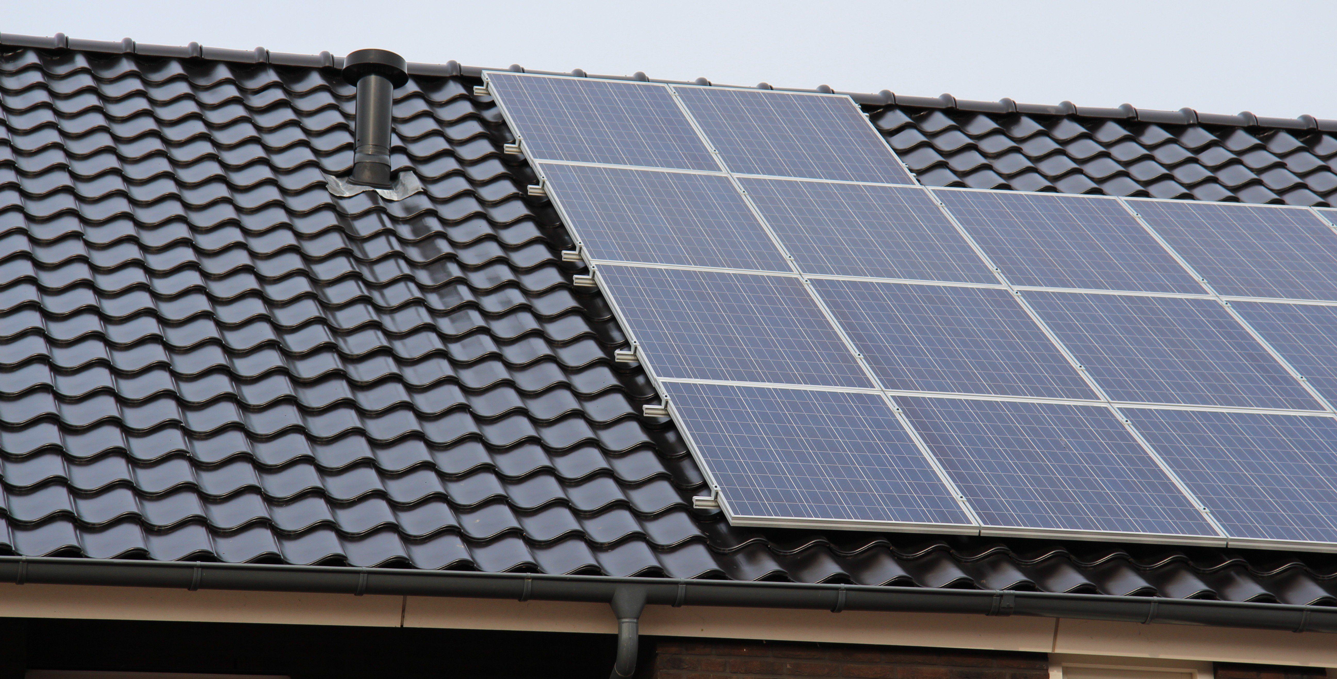 PV-panelen bouwfout