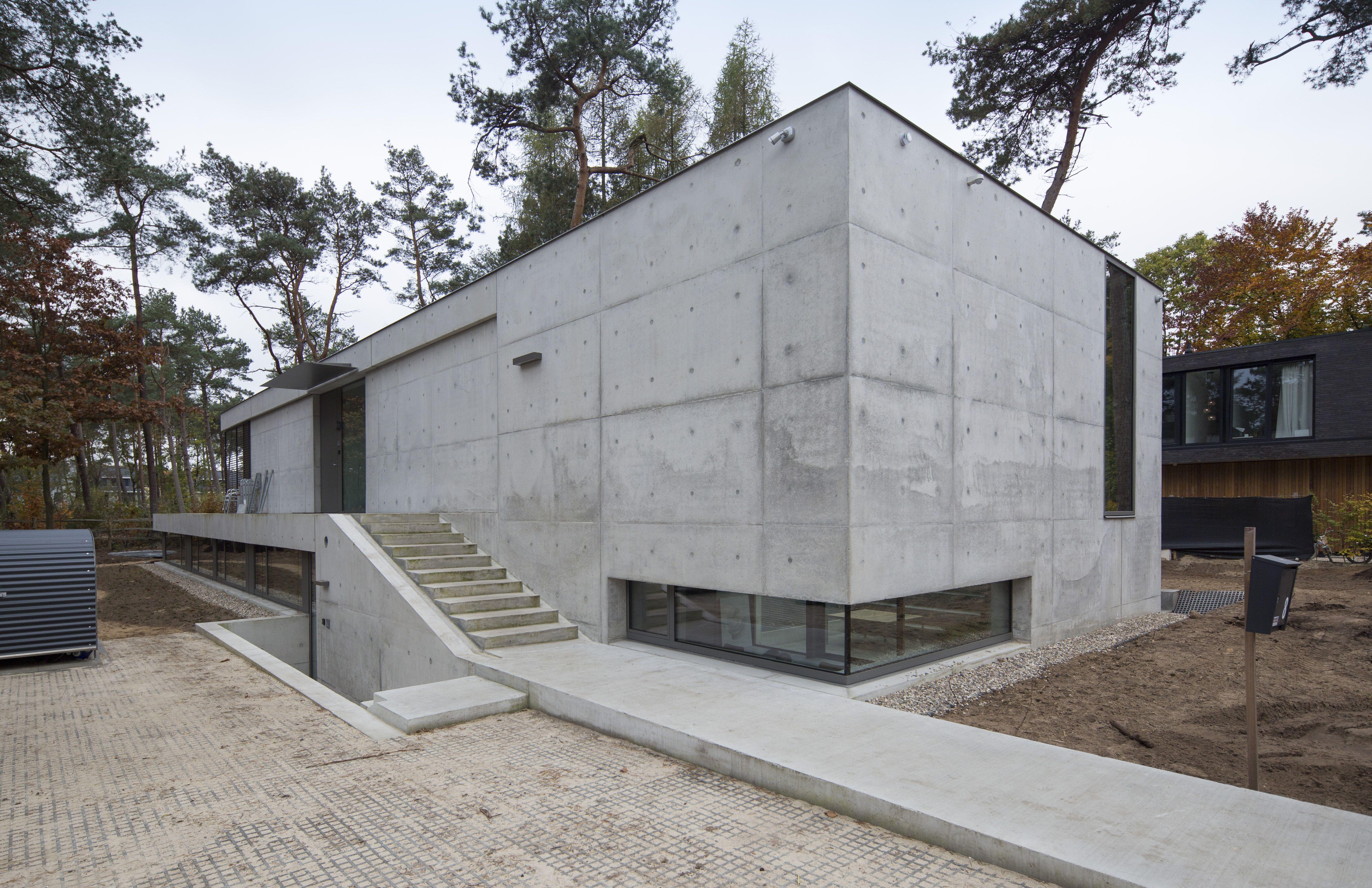 Reynaers, beton