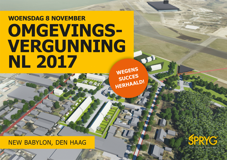 Omgevingsvergunning Nederland