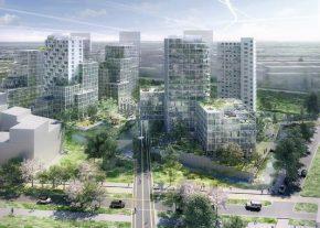 Bijlmerbajes wordt nieuwe stadswijk Bajes Kwartier
