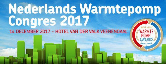 Nederlands warmtepompcongres 2017 logo