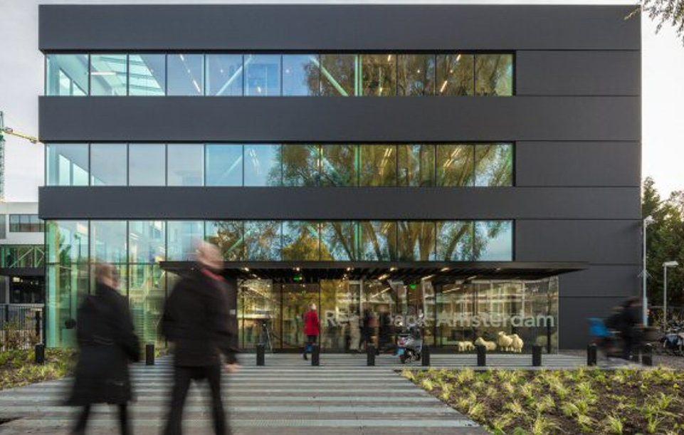 Tijdelijke rechtbank amsterdam, circulair bouwen, stappenplan