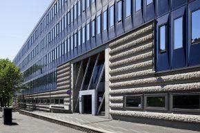 Kantoorgebouw nieuwAmsterdam