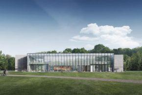 BREEAM-NL certificaat voor nieuw onderwijscentrum Tilburg, ozc, duurzaam, kaan architecten, vorm