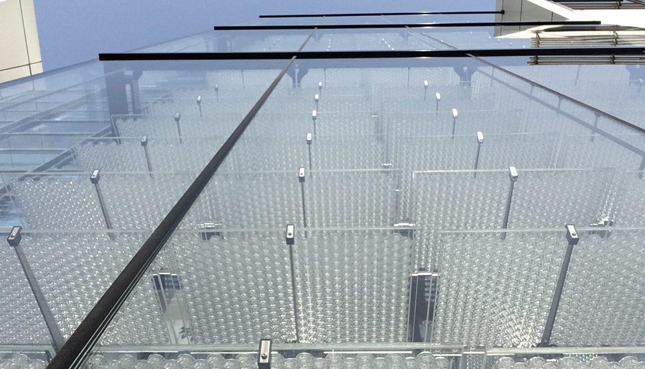 Bewegende pv panelen in dubbele glasgevel leveren maximale energie - Maximale feuchtigkeit in wanden ...