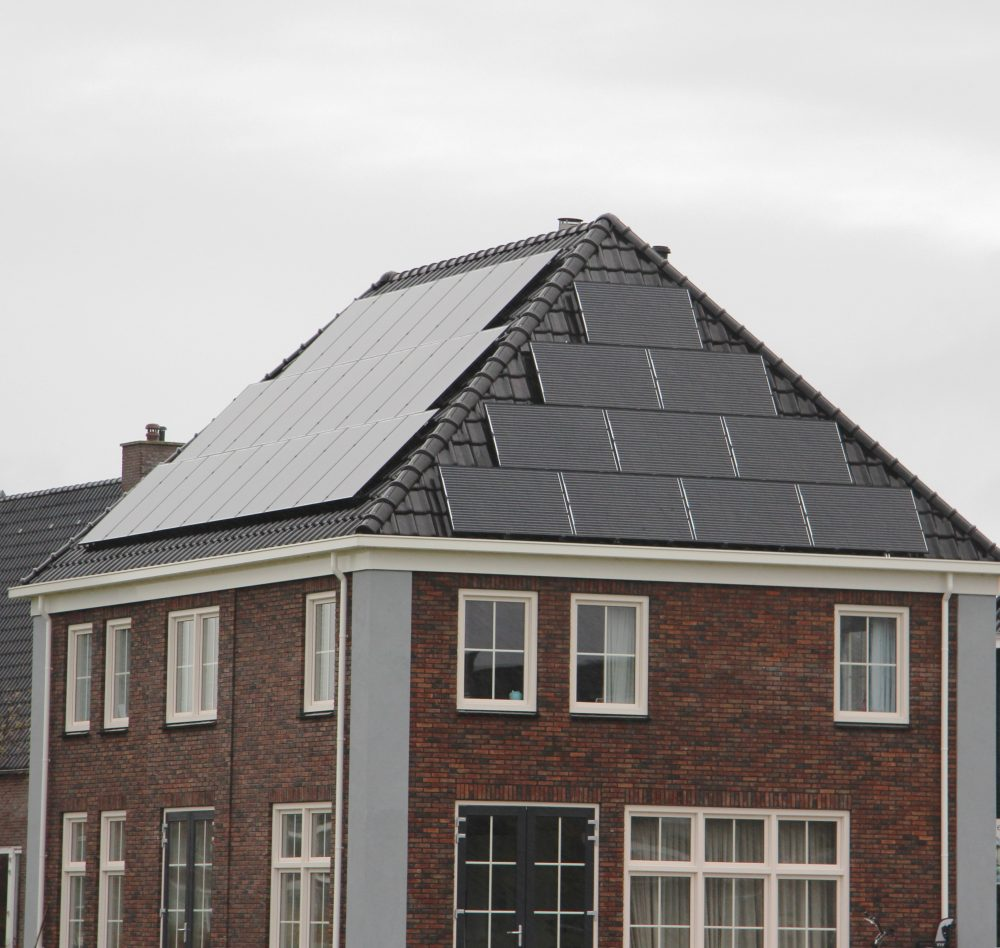 Bouwfout overvloed aan PV panelen