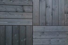 Polypyrrool, gevel, hout