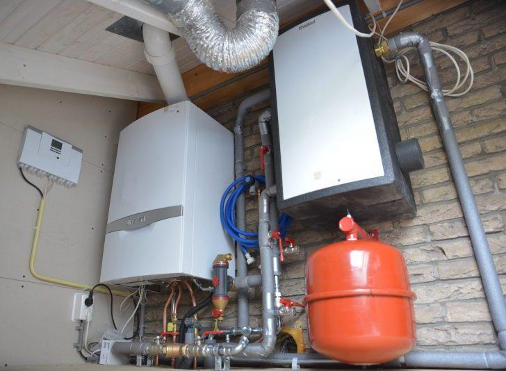 gasloos, cv-ketels, nieuwbouwwoning, hybride warmtepomp