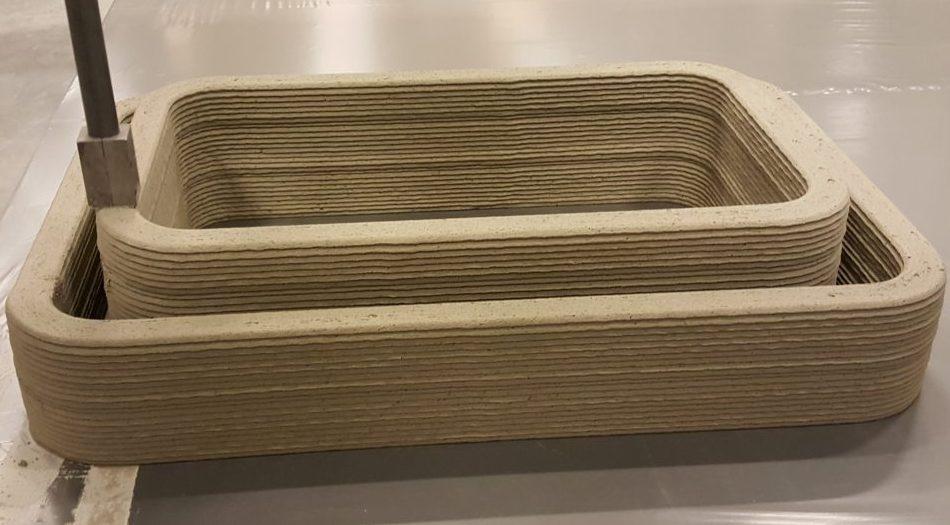 betonprint, 3d-printen, beton, rekenmethode