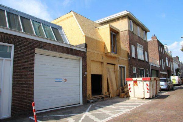 De woning is uitgevoerd met het cascosysteem Kingspan TEK