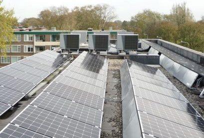 energietransitie, pv-panelen, warmtepomp