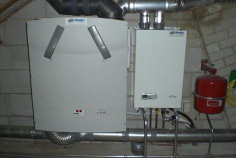 Balansventilatie, mechanische ventilatie, ontwikkeling
