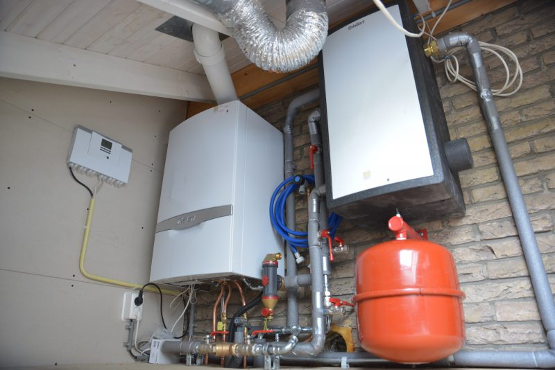 praktijktest hybride warmtepompen  u00bb bouwwereld nl