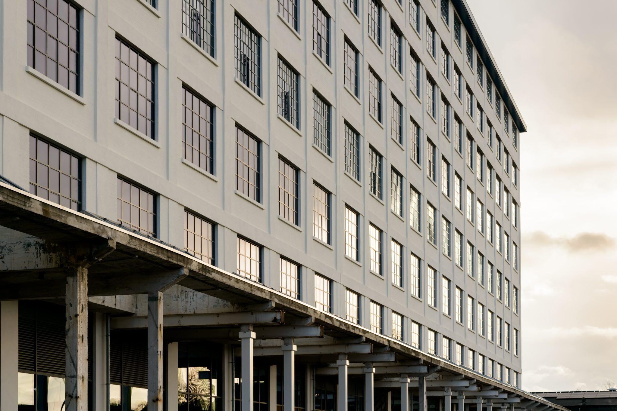 the student hotel, maastricht, brandoverslag, eiffelgebouw, gevel, buitengevelisolatie