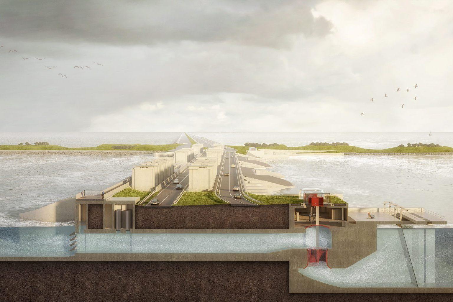 Afsluitdijk, renovatie