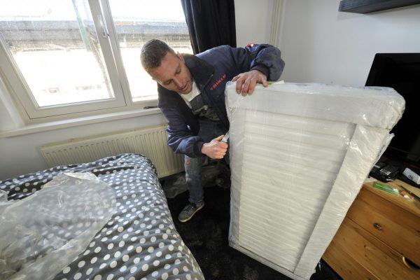 Lagetemperatuurverwarming: dus grotere en betere radiatoren