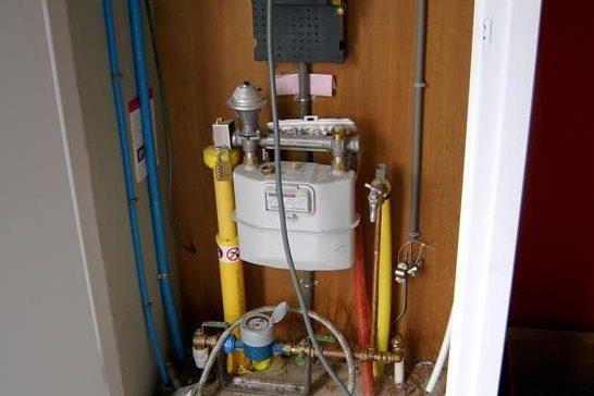 gasverbod, gasaansluiting