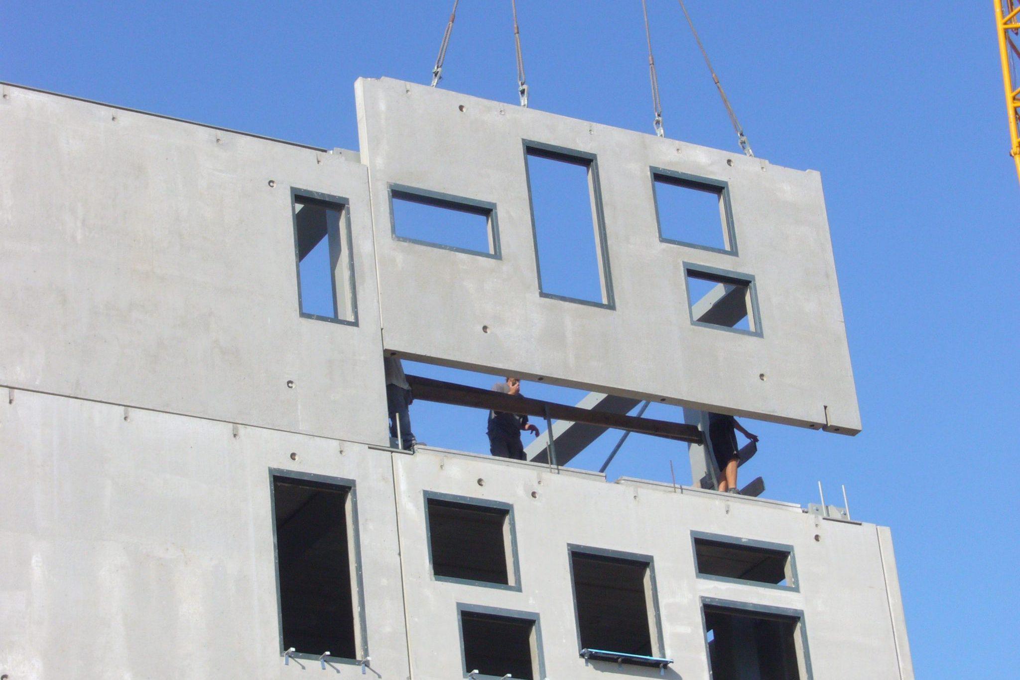 betonakkoord, betonelement