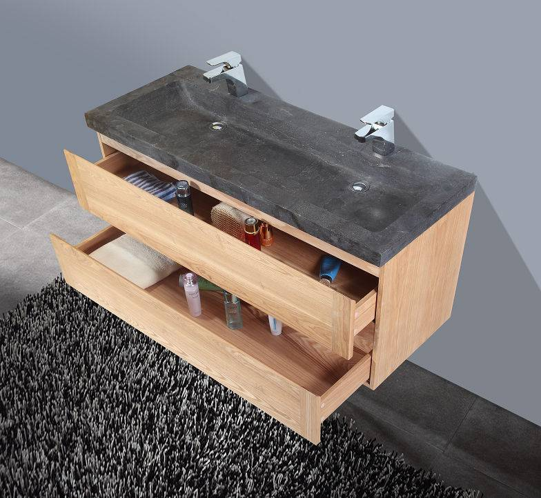 badkamer, hout, tegels