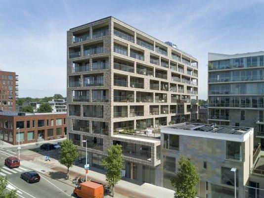 Woonwerkgebouw PUUUR BSH. Foto: Hagemeister/Luuk Kramer