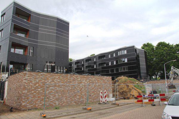 De Willem en de Zwijger zijn identieke flats