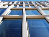 Hudson's Bay, Amstelveen, V&D, transformatie, betonnen elementen, gevel