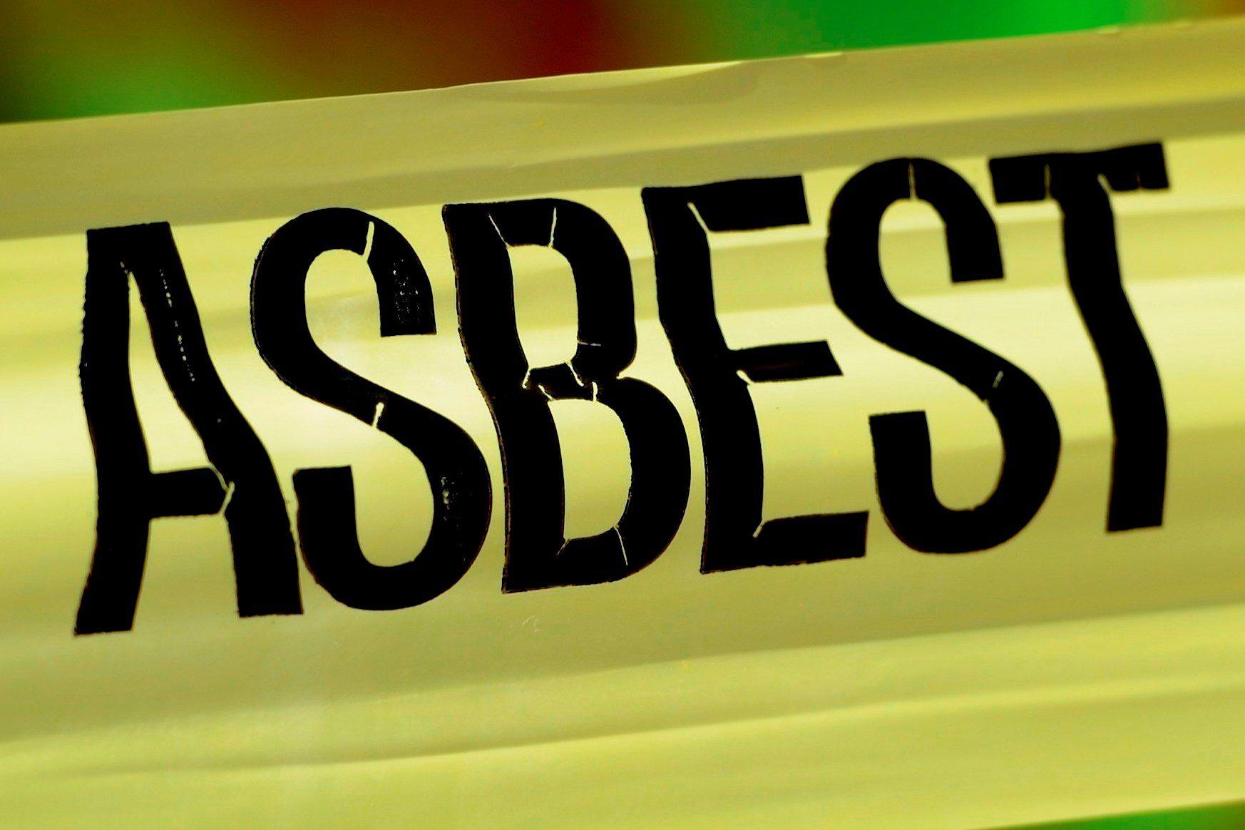 Asbestverbod, asbest