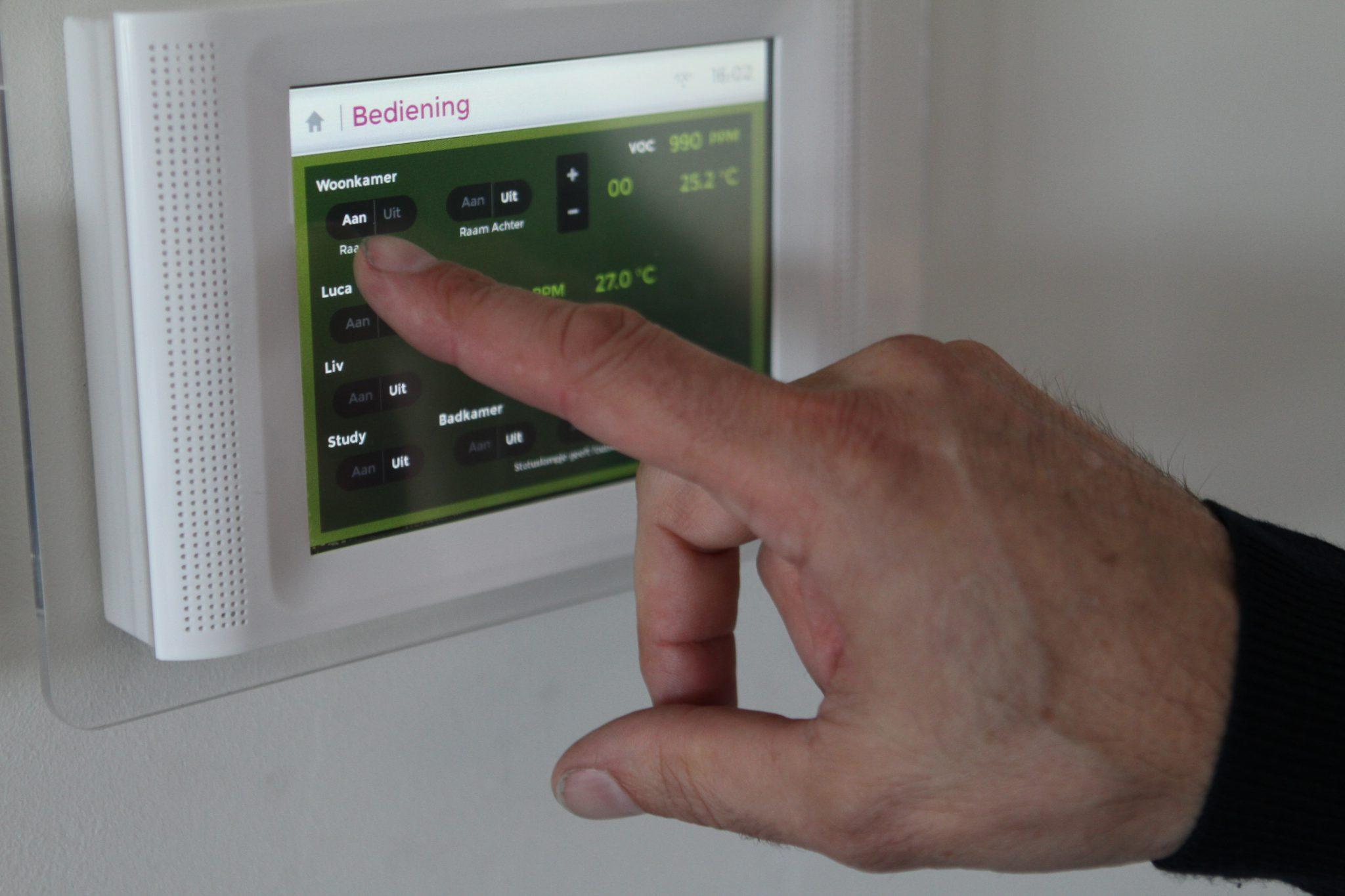 Sensoren Samenwerking cruciaal bij energiezuinige NeroZero-woning01