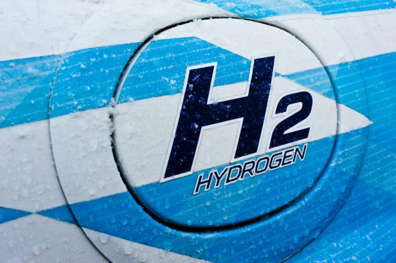 waterstof