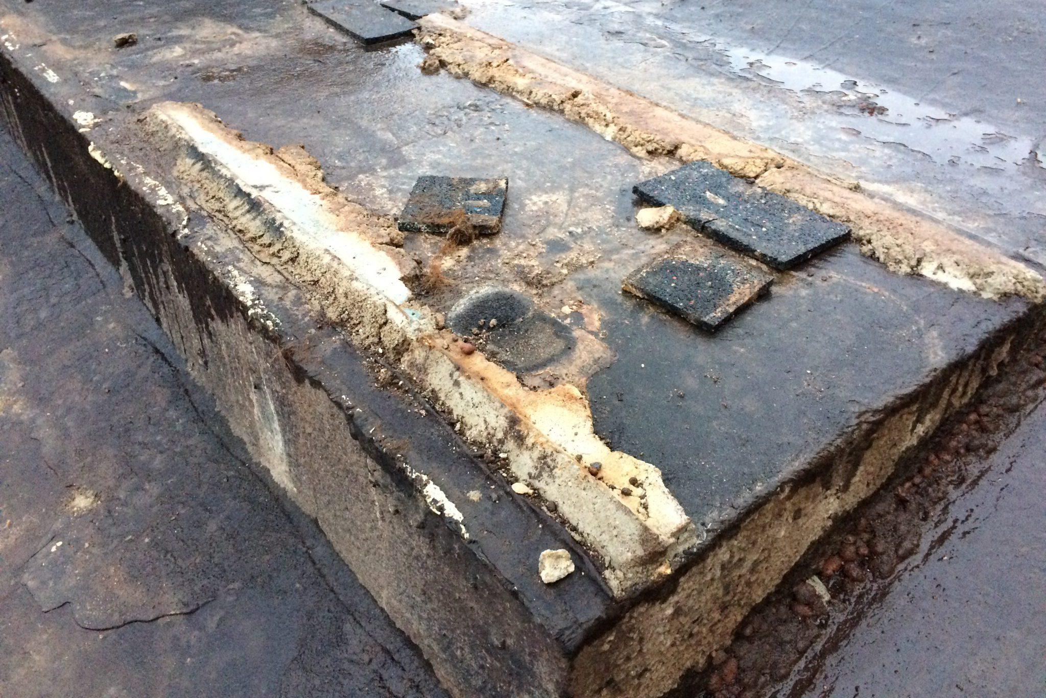 dakbedekking, bitumen, zonnepanelen