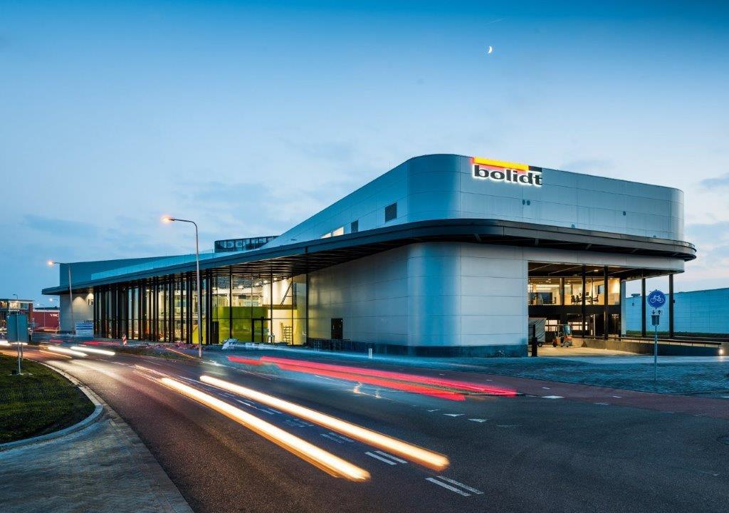 Nieuwe pand Boldit Innovation center