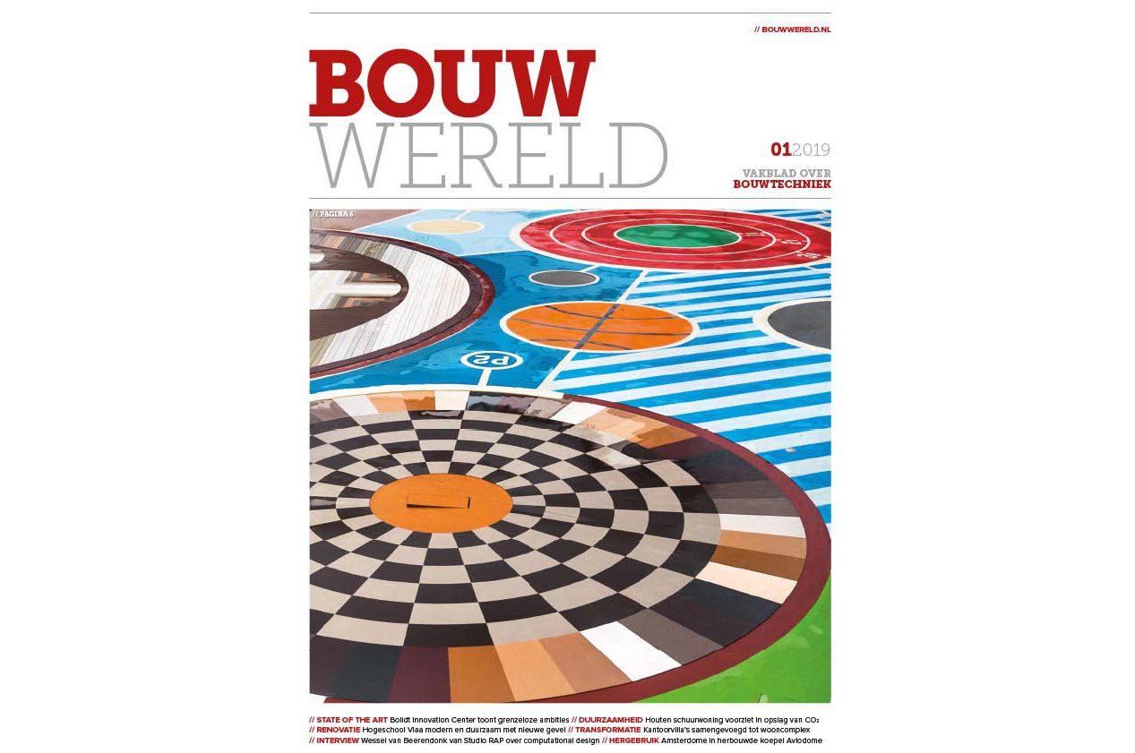 Cover Bouwwereld 1 2019