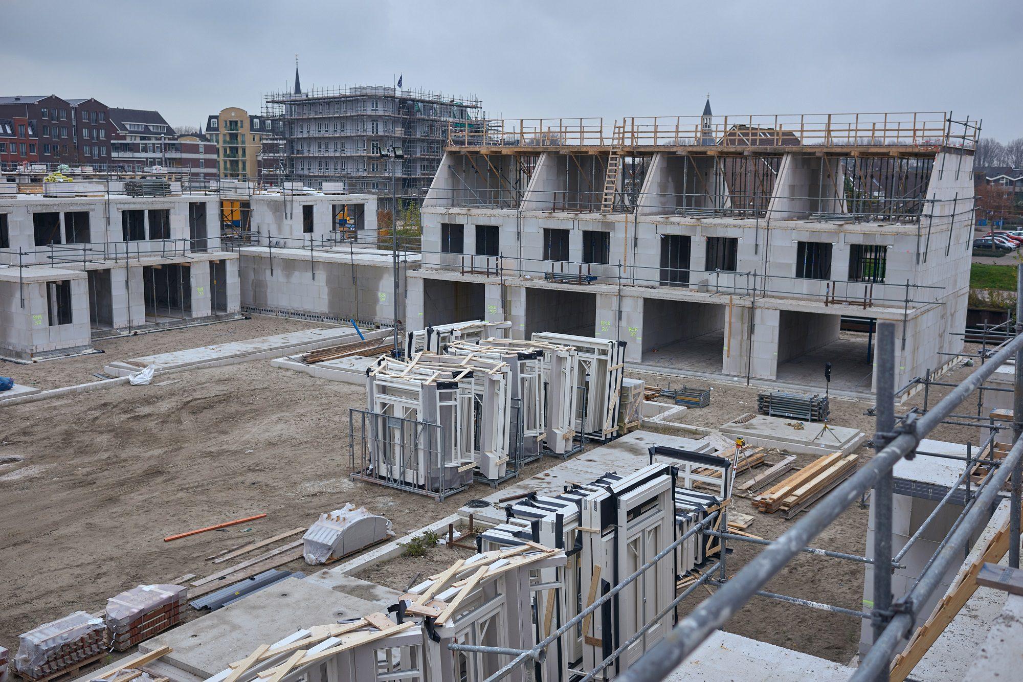 Schouten Bouw bouwproject, risicoanalyse