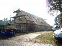 boerderijvariant Houten duurzame schuurwoningen