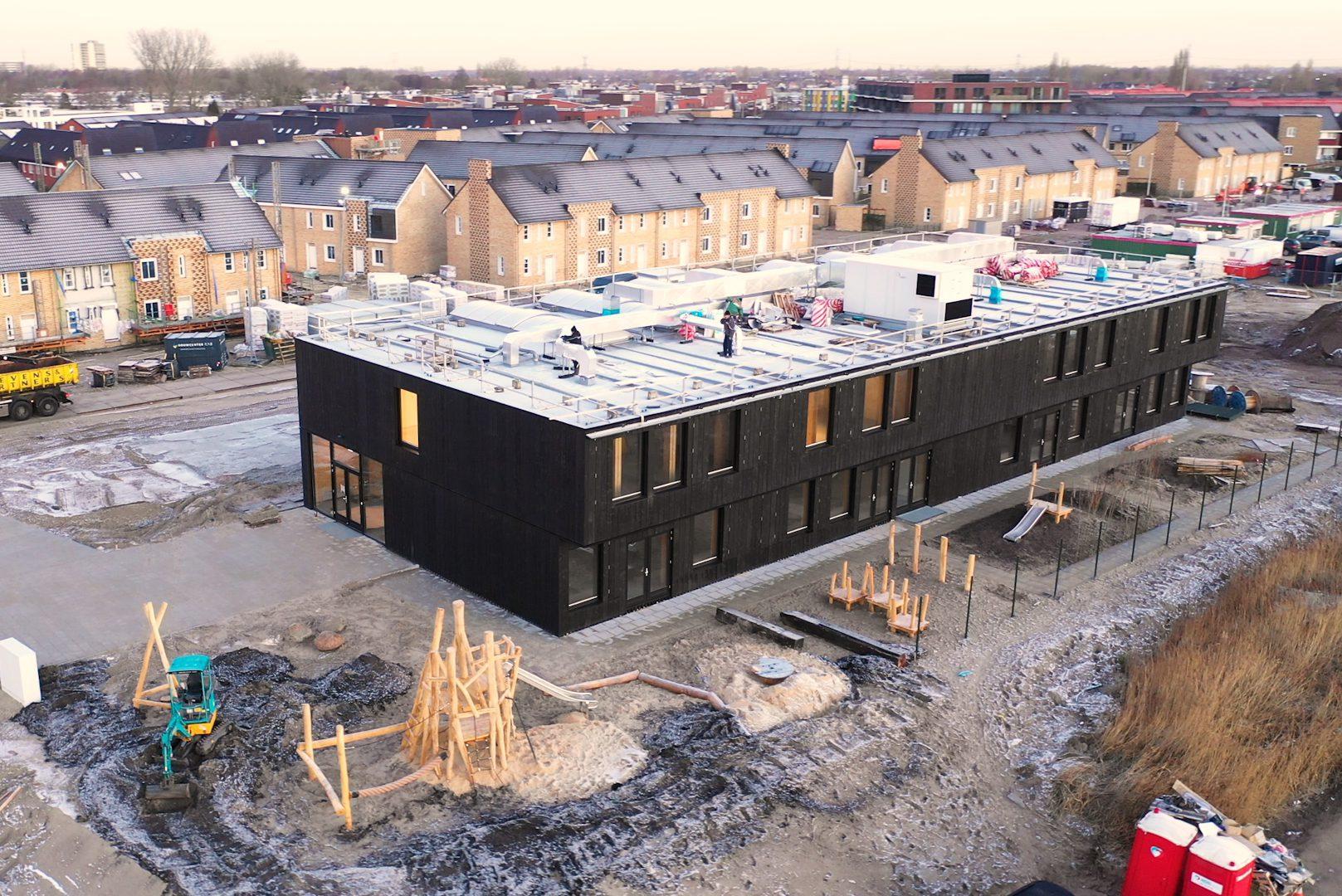 houten modules