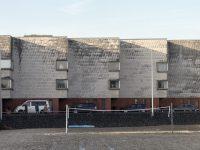 Gevels panoramawoningen Huizen