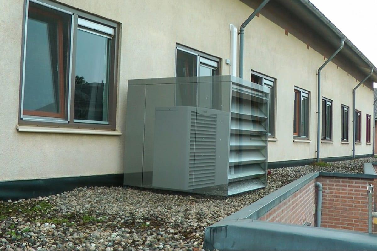 warmtepomp, geluidseisen