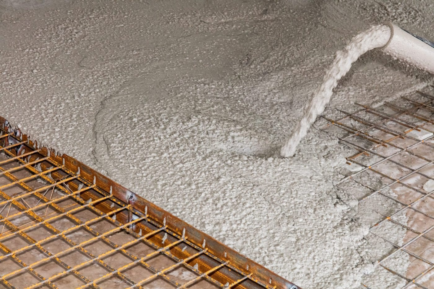 duurzame betonconstructie