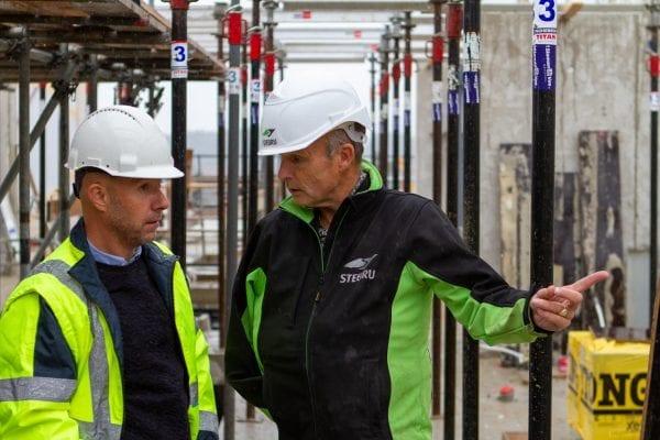 De Jong en Van den Bosch kijken terug op een succesvolle samenwerking