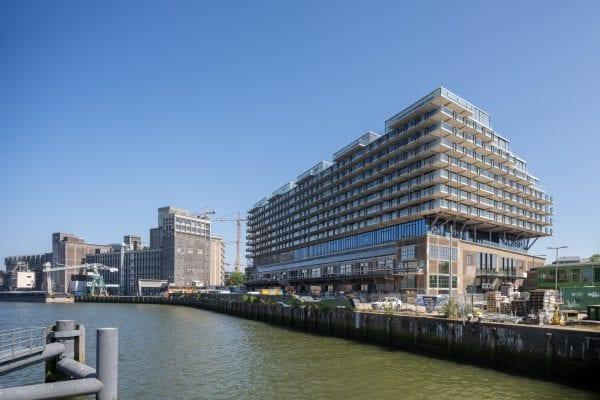 Fenixloods, Rotterdam, loods