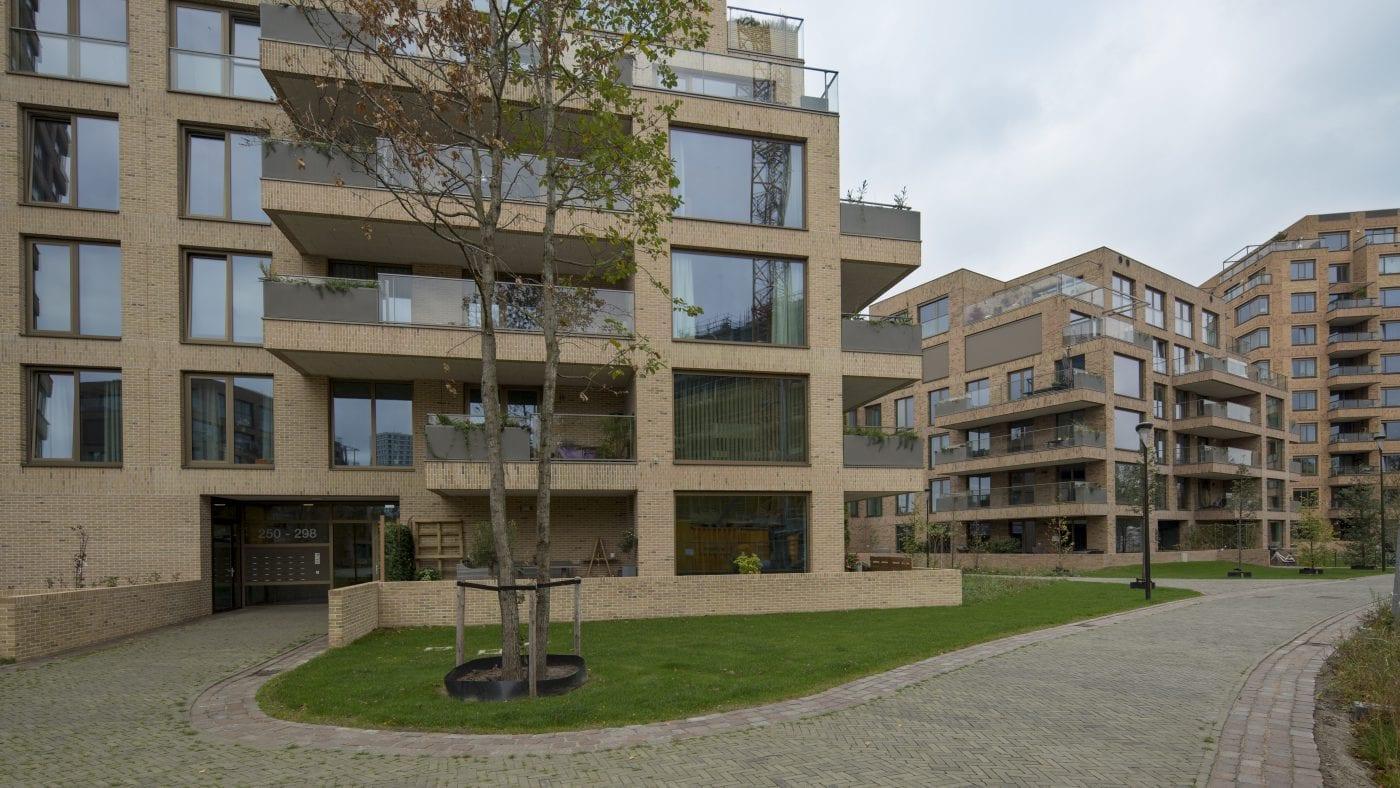 Urban villas jeroen Bosch Park