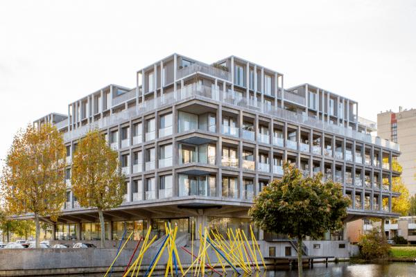 Schubertsingel, Den Bosch