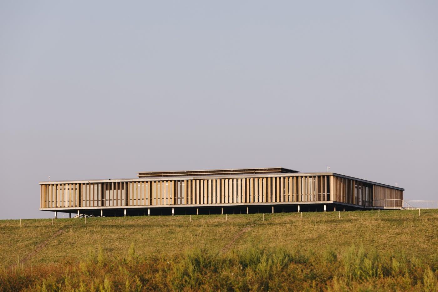 fundering, energie kenniscentrum Leeuwarden